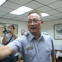 Taiwan's national police chief investigated for forgery