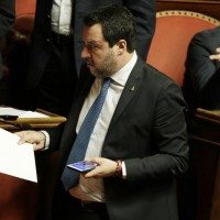 中國武漢肺炎肆虐義大利 前副總理Salvini重轟中國隱匿疫情危害全人類