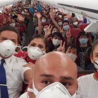 台灣秘魯包機搭載美國、新加坡、馬來西亞 日本表示由衷感謝