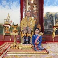 泰王攜20名妃嬪德國奢華度假   泰網民怒刷「#我們為何需要國王」