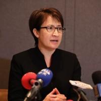 Former legislator Hsiao Bi-khim tapped as Taiwan's National Security Council adviser