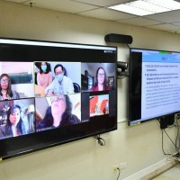 Doctors from US, Canada learn from Taiwan's coronavirus response via video conferencing