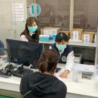 防疫優先部署 移民署桃園市服務站異地辦公演練