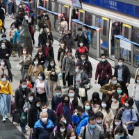 Wearing a face mask to become compulsory on the Taipei MRT from April 4