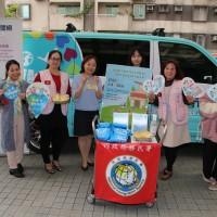 台灣越南、印尼新住民新二代 分享香包防新冠肺炎