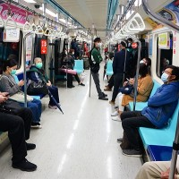 24% fewer Taiwanese using public transportation due to coronavirus