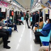 24% fewer Taiwanese using public transportation due to coronavirus