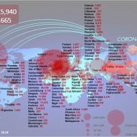 Latest figures on China's coronavirus outbreak