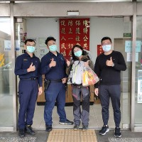 Taiwan police offer Singaporean woman shelter