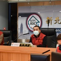 Masks mandatory for New Taipei government buildings from April 6