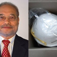 Taiwanese engineer is inventor of N95 respirator masks