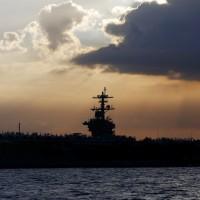 【武漢肺炎】美國「羅斯福號」核動力航母416人染疫 艦長、海軍代理部長先後丟官