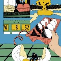 台灣漫畫家啟程法國 駐村創作激盪創意火花