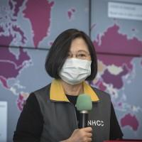讚台灣防範武漢肺炎「最早也最快」 蔡英文登美國《富比世》