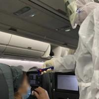 Woman leaves Taiwan for 30 years, returns with coronavirus