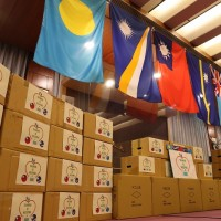 Taiwan donates 80,000 surgical masks to Pacific allies