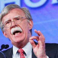 John Bolton calls on US to give diplomatic recognition to Taiwan