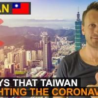 Video lists 20 ways Taiwan is fighting off coronavirus