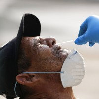 【武漢肺炎】美國FDA成功研發新拭子 提供民眾在家採集樣本