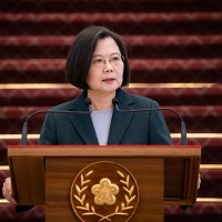 President Tsai to cover cross-strait relations during inauguration speech
