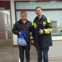 Taipei police officer works tirelessly to nab garlic thief