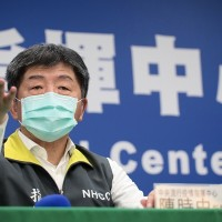 Taiwan health minister urges public to stop 'witch-hunting' virus patients