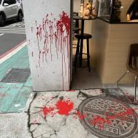 前香港「銅鑼灣書店」店長林榮基、疑遭人預謀潑漆 台北新書店仍將「如期開幕」