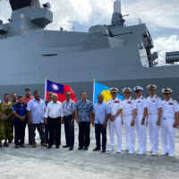 Taiwan embassy staff in Palau tests negative for coronavirus after navy outbreak