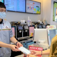 Masks can be ordered at Taiwan convenience stores starting today