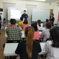 移民署攜手臺東縣外配協會 多語宣傳「擴大自行到案」專案