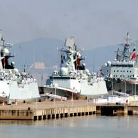Taiwan defense analysts play down China military drills