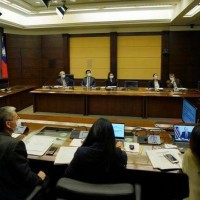 Taiwan vice president shares nation's coronavirus experience with Johns Hopkins University