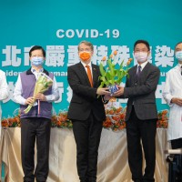 Netherlands sends gifts to Taiwanese medical workers as expression of gratitude