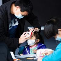 超搶手!台灣空總自製額溫槍、紫外燈消毒口罩工作坊 開放線上資源下載