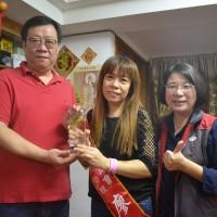 越南新住民克服困境 堅毅精神獲選家扶全國自強母親