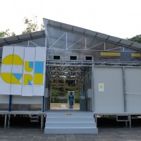 University in S. Taiwan develops island's first deployable coronavirus hospital
