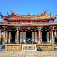 Taipei Confucius Temple ready to bless students taking exams