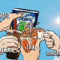 Photo of the Day: Australia joins Milk Tea Alliance with Taiwan