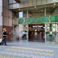 因應五一連假 環保署將加強全台灣1550處公共區域防疫消毒