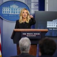 白宮新發言人初登場 麥肯阿尼:我絕不說謊