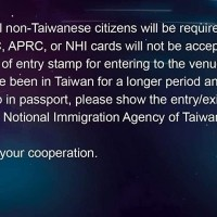 Central Taiwan nightclub discriminates against foreigners out of coronavirus fears