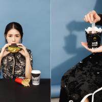 台灣麥當勞「極黑浪潮」質感爆表 旅英國設計師詹朴打造時尚餐飲