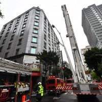 Taipei fire chief tenders resignation over KTV fire which took 6 lives