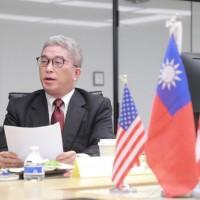 台灣、美國、加拿大舉行視訊會議 外交部次長分享台灣防疫經驗