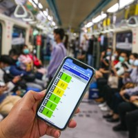 Taipei MRT launches app to measure passenger density