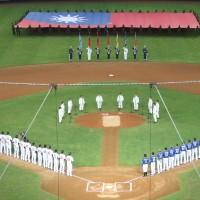 國軍為台灣職棒開場 讓世界看見台灣防疫成果