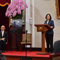 Taiwanese legislators want to remove mention of unification with China from law