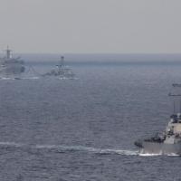 美水面艦艇30年來首度在巴倫支海演訓 美官員指意在中國