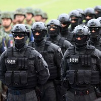 Taiwan trains counter-terrorism troops for Middle Eastern country