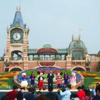 上海迪士尼重新開幕 落實社交距離加強消毒